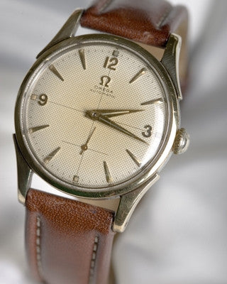 OMEGA - AUTOMATIC BUMPER WIND  Vintage Watch Vintage Watches - Ashton-Blakey Vintage Watches