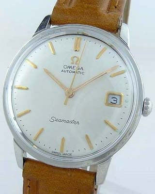 OMEGA Automatic Seamaster - Vintage watch Wrist Watches - Ashton-Blakey Vintage Watches