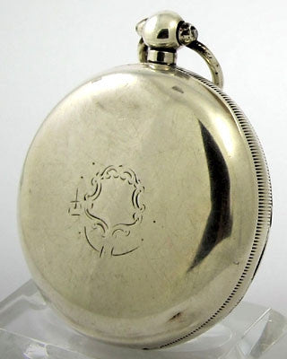 SCOTTISH open face Pocket Watch Pocket Watches - Ashton-Blakey Vintage Watches