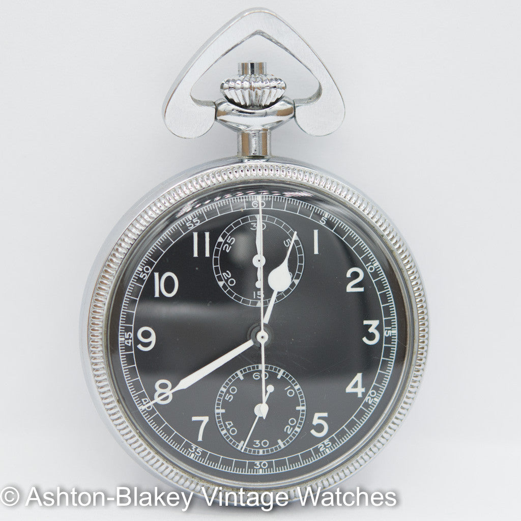 Breitling Pocket BM1205 Pocket Watches - Ashton-Blakey Vintage Watches