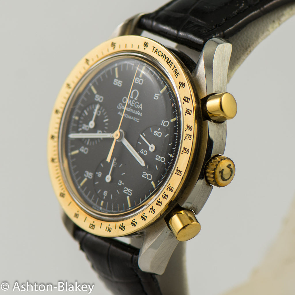 OMEGA Men's Automatic Chronograph Vintage Watch Wrist Watches - Ashton-Blakey Vintage Watches