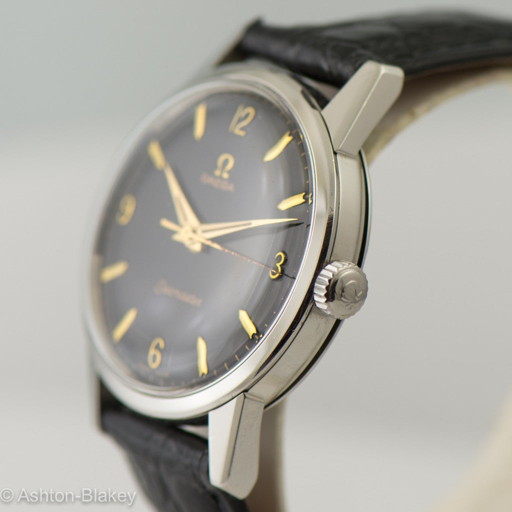 OMEGA SEAMASTER Vintage Watch Wrist Watches - Ashton-Blakey Vintage Watches