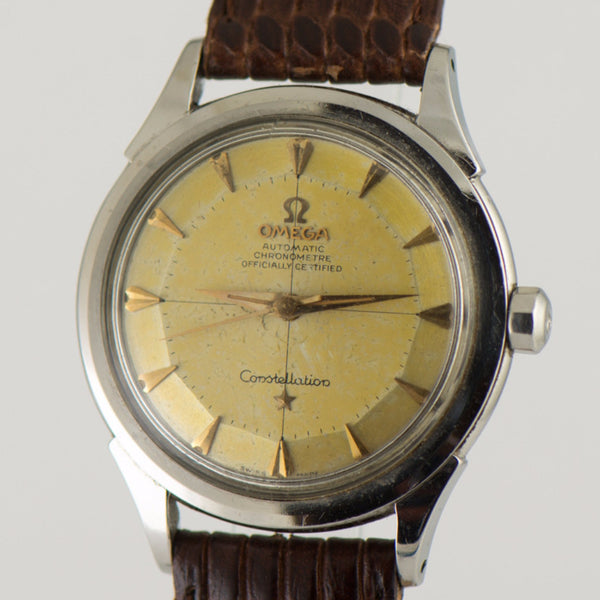 OMEGA Constellation Pie Pan Vintage Watch Wrist Watches - Ashton-Blakey Vintage Watches