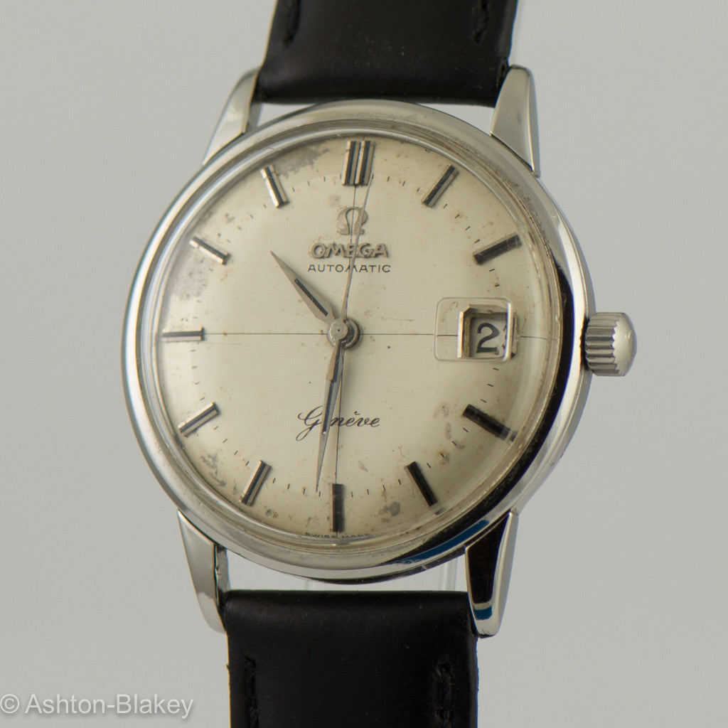 OMEGA AUTOMATIC Vintage Watch Vintage Watches - Ashton-Blakey Vintage Watches