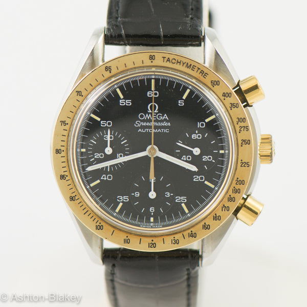 OMEGA Speedmaster Chronograph Vintage Watch Vintage Watches - Ashton-Blakey Vintage Watches