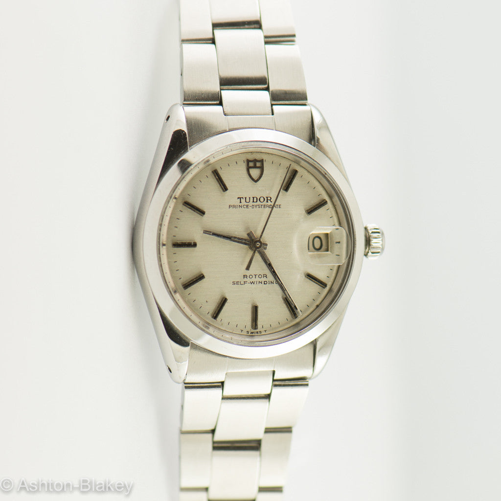 TUDOR Prince Oysterdate Vintage Watch