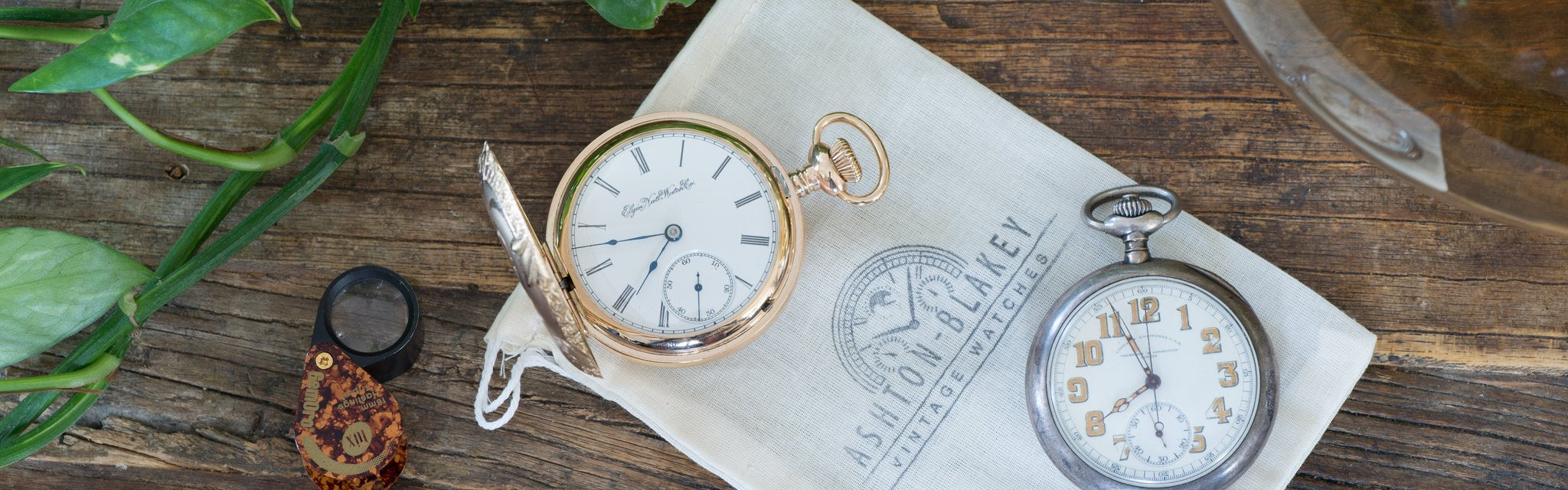 Shop Antique Pocket Watches