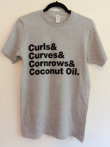 Curly Curvz Tee