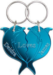 Dolphin Lovers Keychains