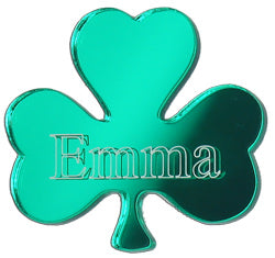 Shamrock Magnet Big