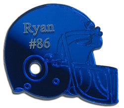 Football Helmet Magnet