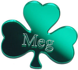 Shamrock Pin Big