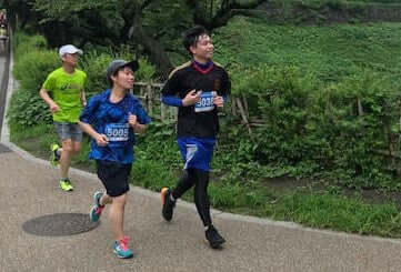 (Kokyo Marathon)10km*No Finisher Mug Cup