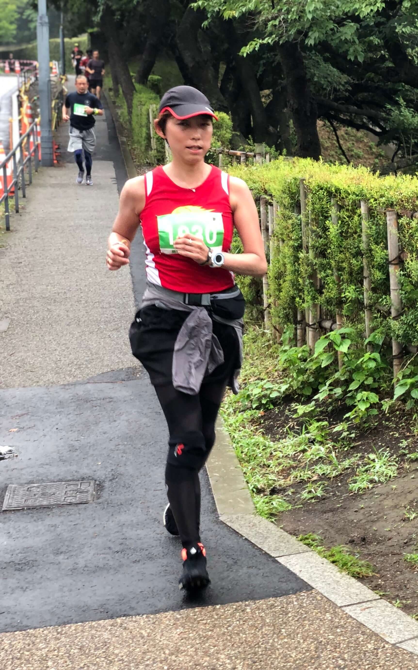 (Kokyo Marathon)Half Marathon *With Finisher Mug Cup