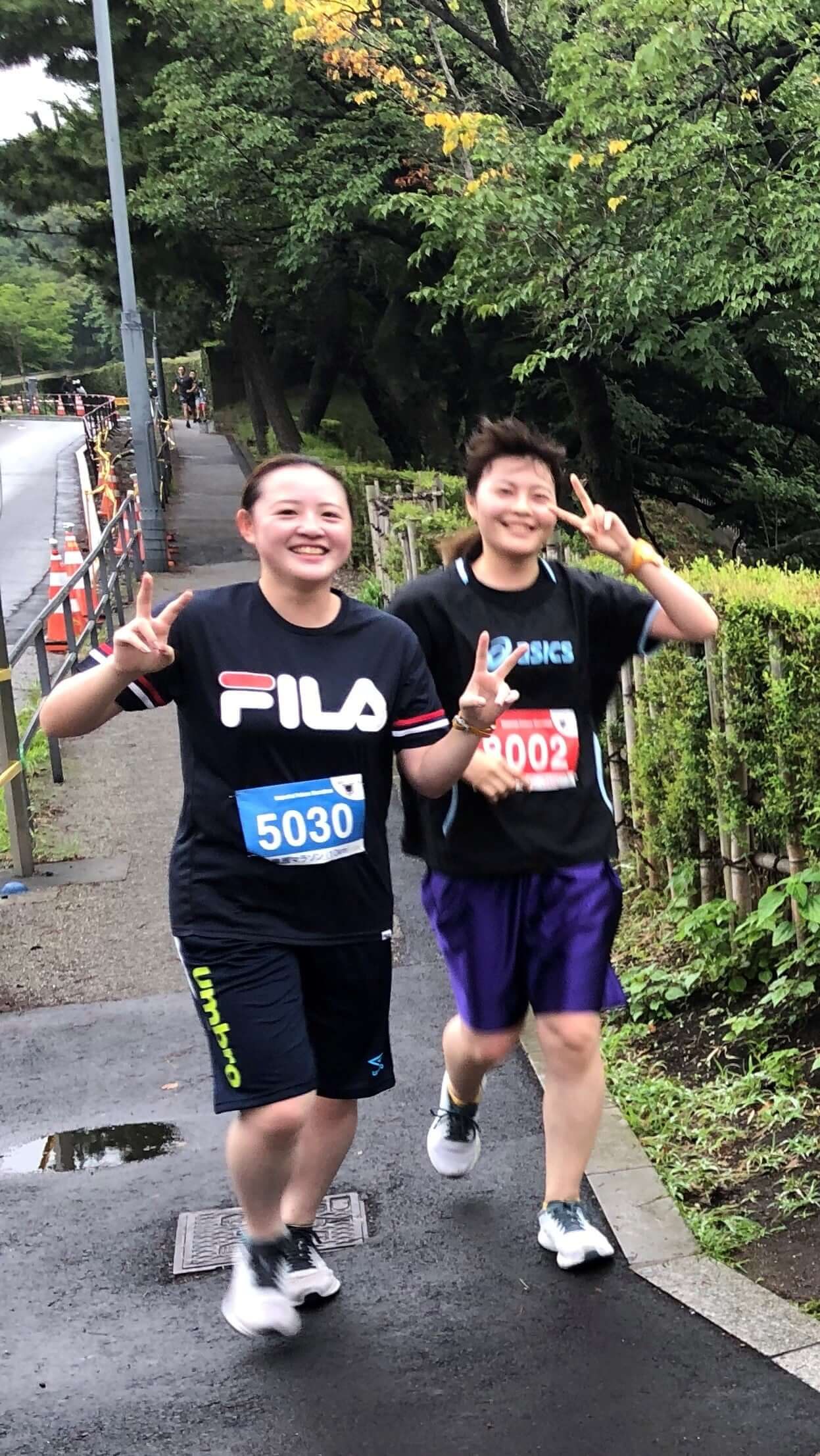 (Kokyo Marathon)5km*No Finisher Mug Cup