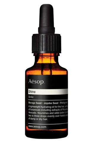 Aesop Shine Hair Oil