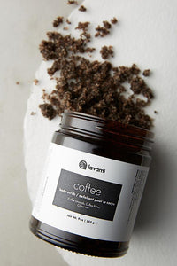 Lavami Coffee Body Scrub
