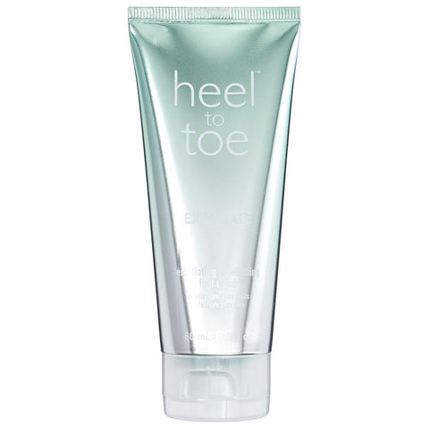 Heel to Toe Exfoliating and Polishing Foot Scrub