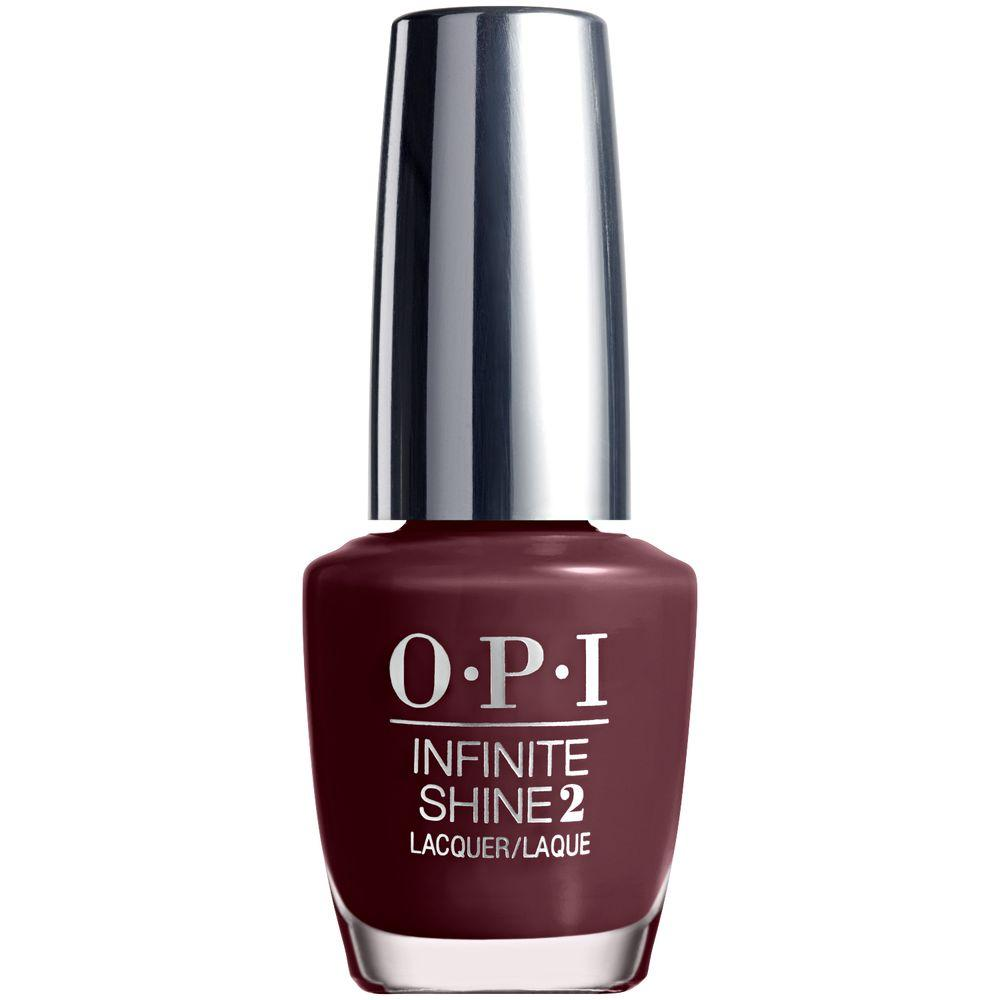 OPI Stick To Your Burgundies Infinite Shine Nail Polish