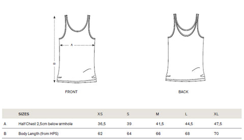 Ladies Cotton Singlets