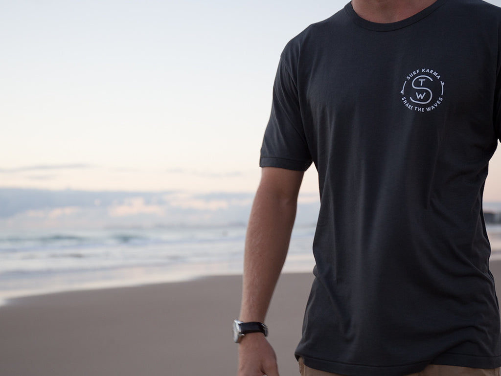 ONLY $15.00!!! BELOW COST PRICE - Classic Bamboo Tee (Free Shipping within Australia)