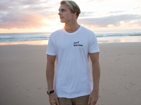 ONLY $15 - BELOW COST - Original 100% ORGANIC Cotton Tee (Free shipping within Australia)