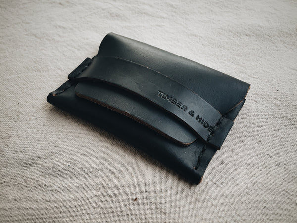 The Alderson Cardholder - Black