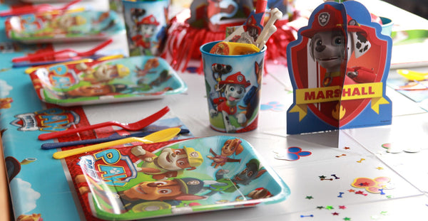 Paw Patrol Party Food Ideas For A Paw Patrol Party