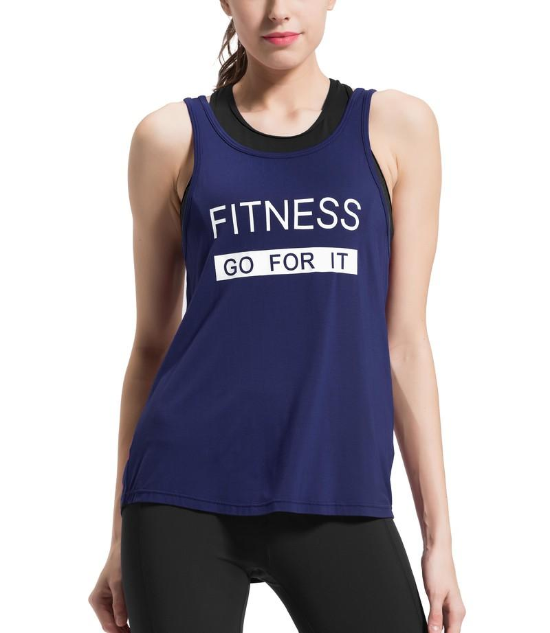 Tank Tops For Women - blue
