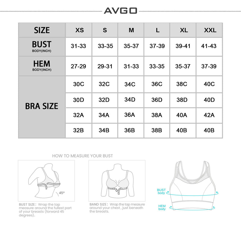 Women High Support No Bounce Plus Size Padded Camisole Back Close Sport Bra 19508 NEW RELEASE