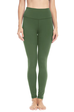 Women Peach Hip Not-See Through Yoga Workout Running Leggings - Queenie Ke