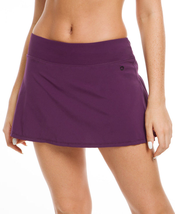 Women's Sports skirt - rose red