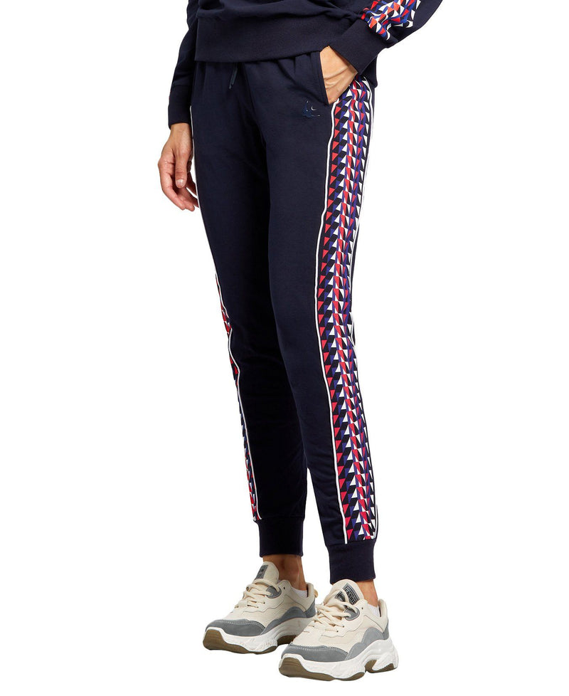 Women Active Sweatpants Workout Rib Cuff Jogger Pants with Pockets 90421
