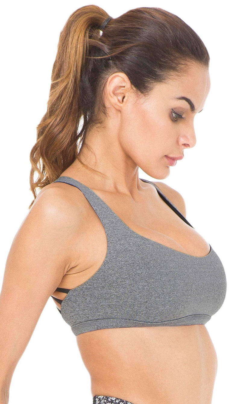 Women Yoga Light Support Free To Be Sport Bra 77889