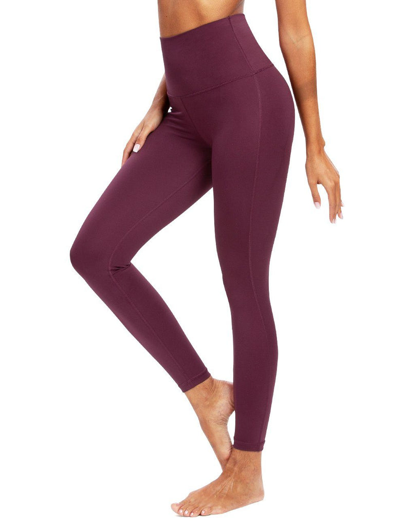 TYUIO Workout Pants with Pockets for Women High Waisted Athletic Running Yoga Leggings