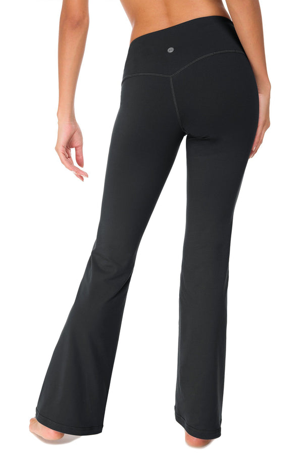 Classic Dress Pant Yoga Pants (Grey) - 81212-NEW RELEASE