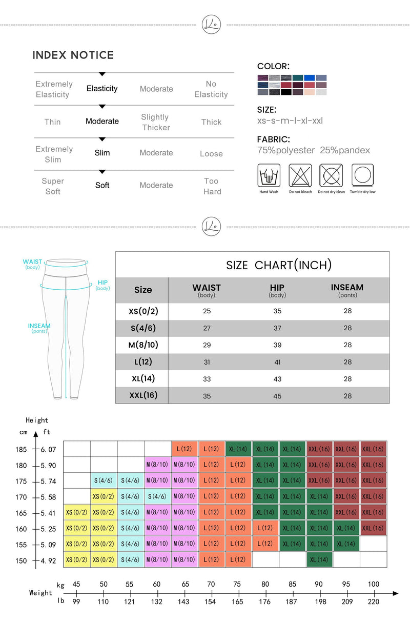 Women Yoga Legging Power Flex High Waist Tummy Control Running Workout Tights 60129-New Release