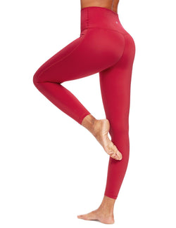 OUMOWEI Womens High Waisted Leggings for Workout Yoga Pants with Pockets