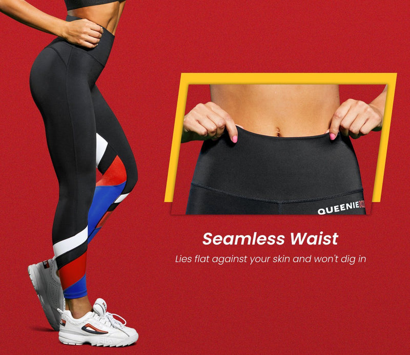 Women Workout Leggings High Waisted Buttery Soft Yoga Pants Running Tights