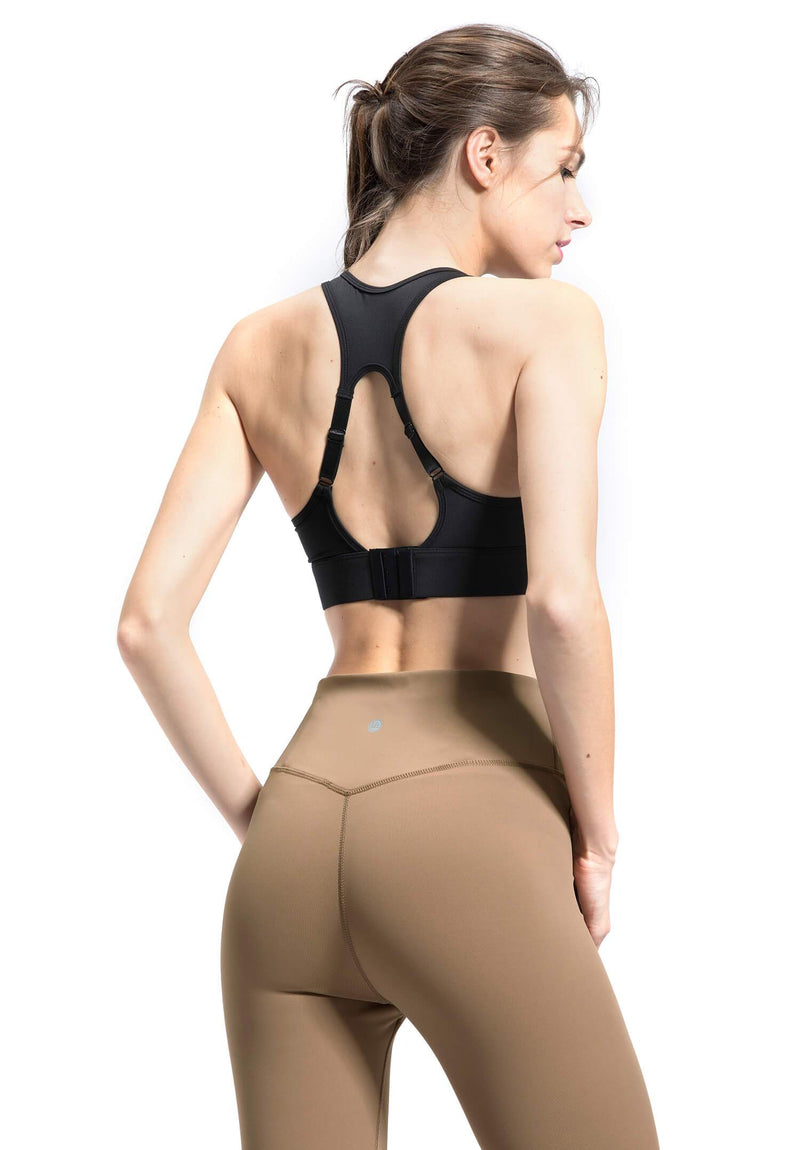 Women Peach Hip Not-See Through Yoga Workout Running Leggings