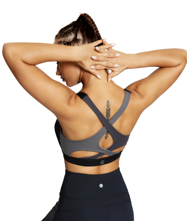Women  Ninth Power Flex High Waist Gym Running Tights