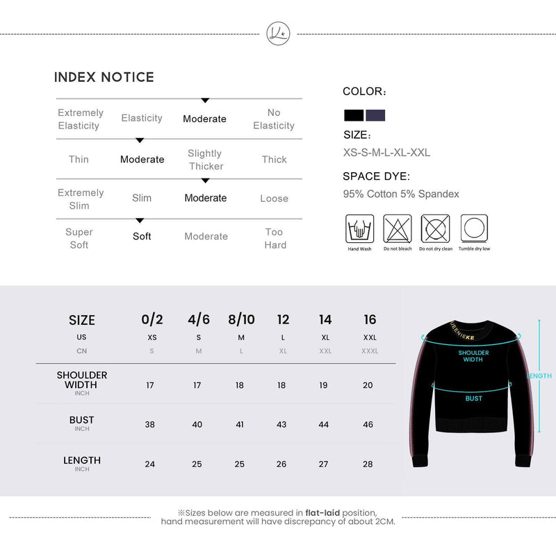 QUEENIEKE Women Sweatshirt Vintage Cotton Sportswear Running Casual Wear Hoddies 90411 - Black