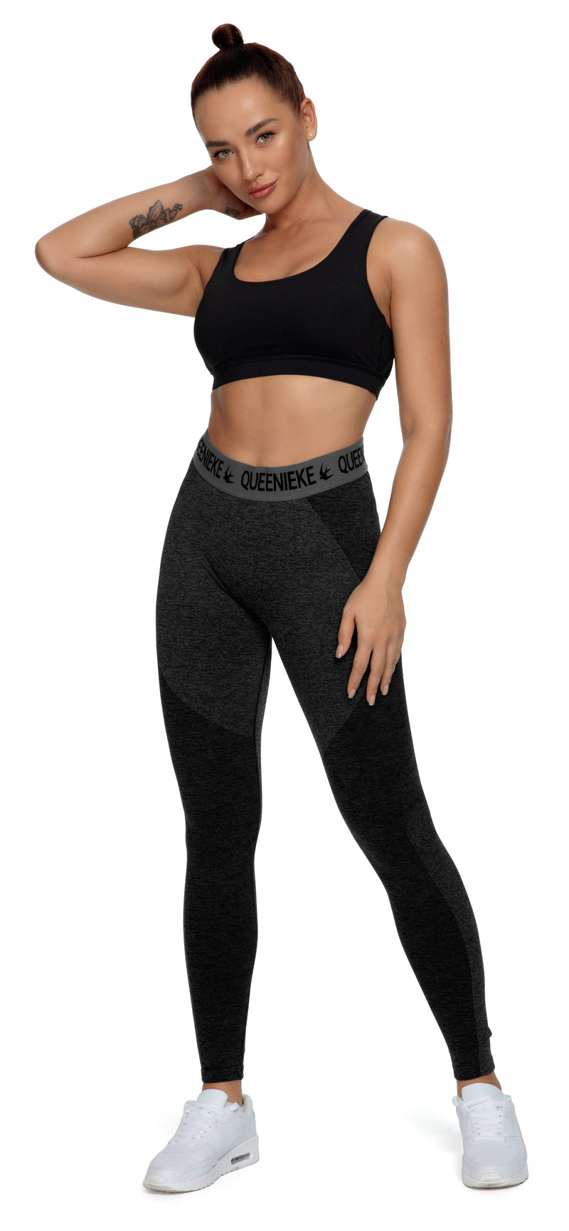 Women Seamless Sports Leggings Energy Pants Slim Fit Tight Gym 91225-NEW RELEASE