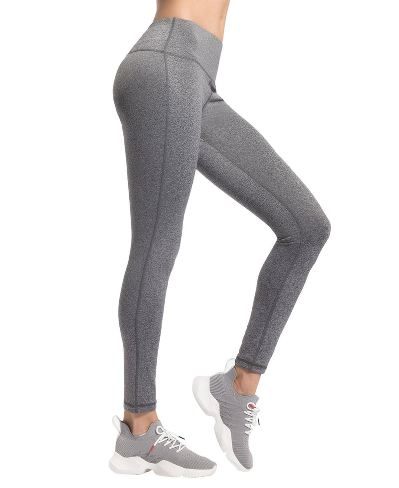 Women Power Flex Yoga Pants Workout Sports Running Leggings - 60126