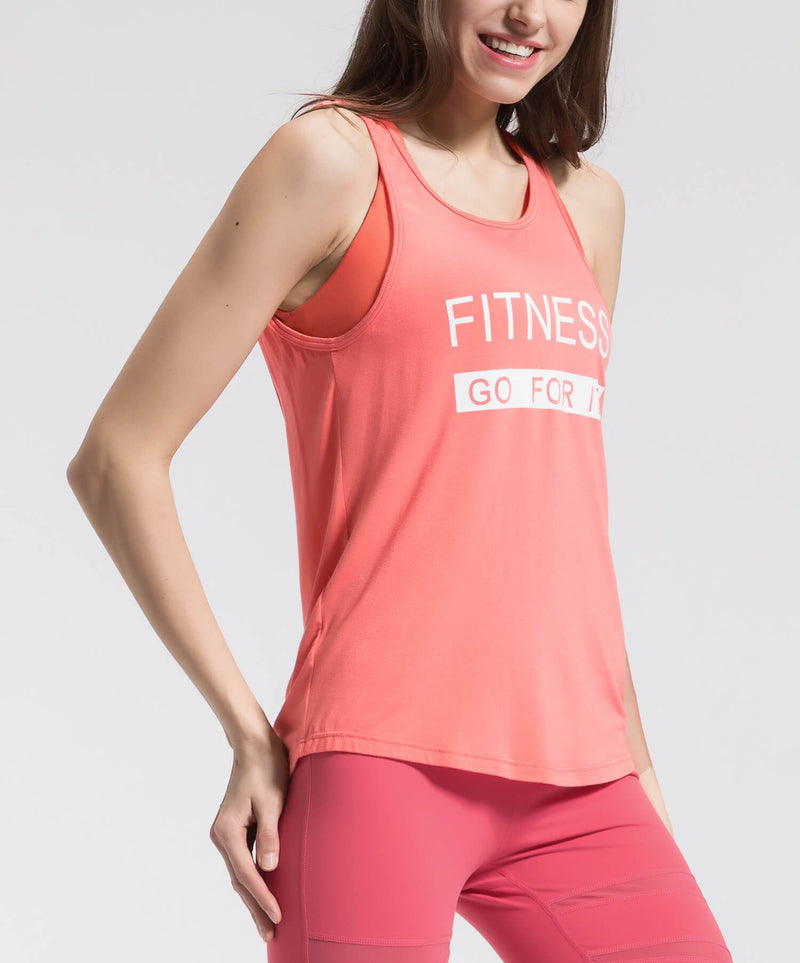Tank Tops For Women - pink