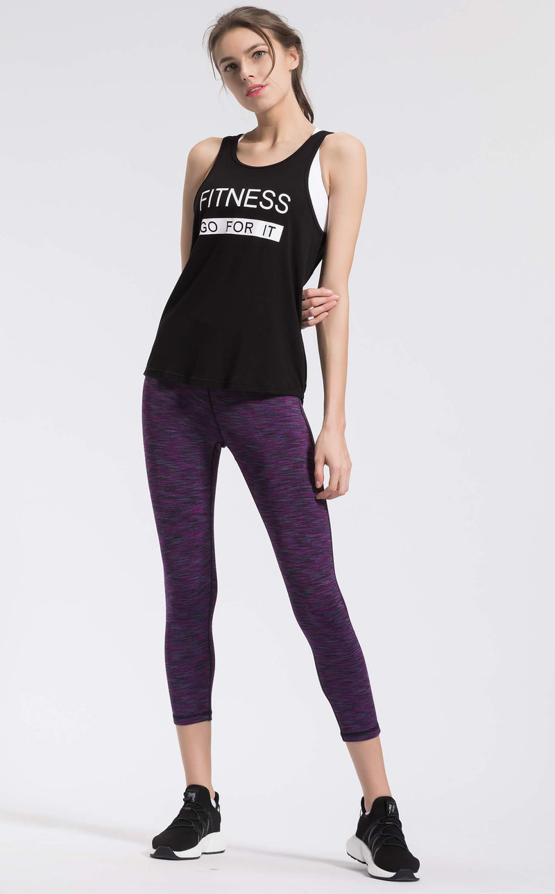 Tank Tops For Women - Black