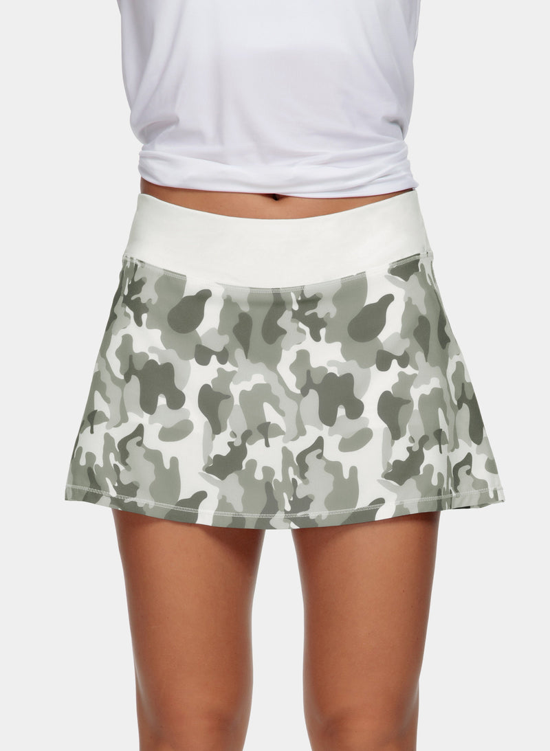 Women Ultra Skort with Athletic Shorts Tennies Skort Gym Sports 80322B-NEW RELEASE
