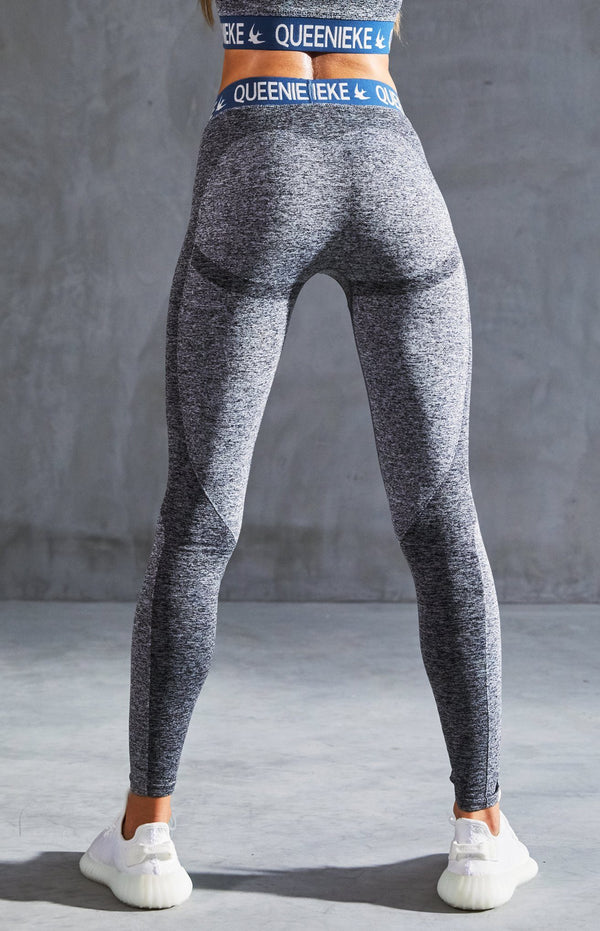 QUEENIEKE FIRST SEAMLESS LEGGINGS - GREY