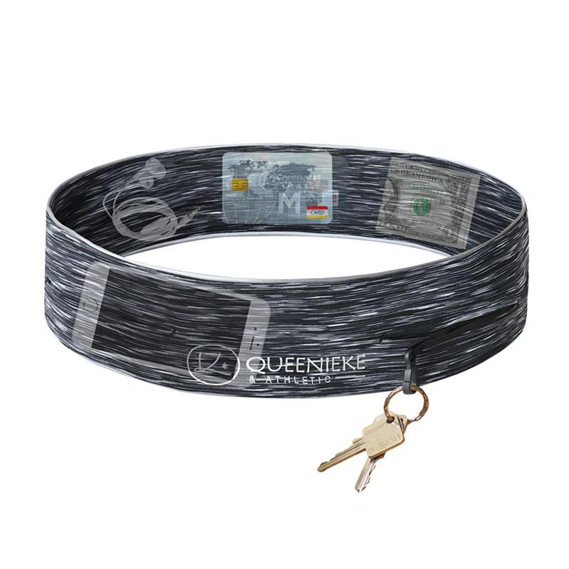 Reflective Edition Waist Outdoor Sports Workout Running Belt - Queenie Ke