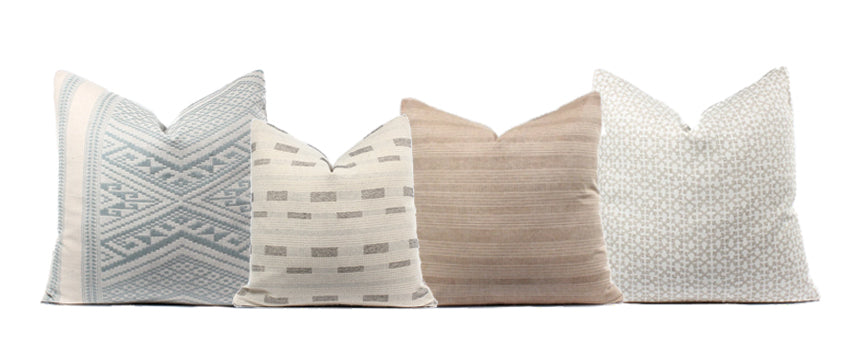 Boho Pillow Calming Combo